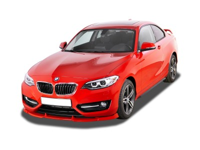 BMW F22 / F23 V2 Front Bumper Extension
