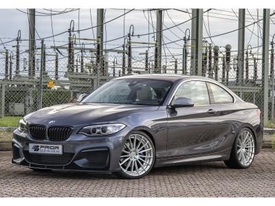 BMW F22 Bara Fata Protos