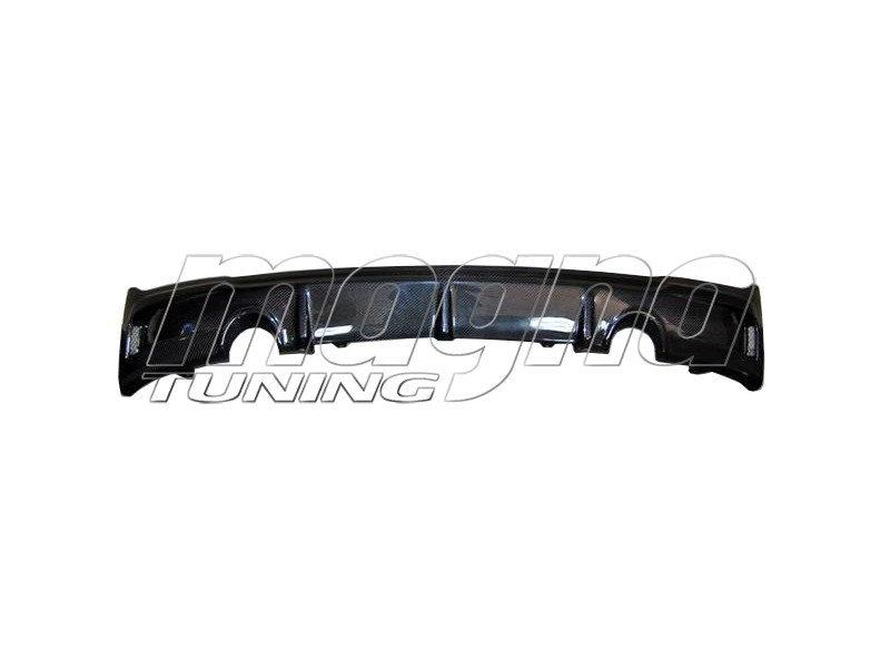 BMW F22 Exclusive Carbon Fiber Rear Bumper Extension