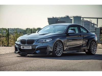 BMW F22 P2 Wide Body Kit