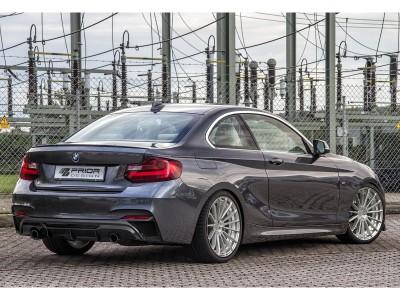 BMW F22 Protos Heckstossstange