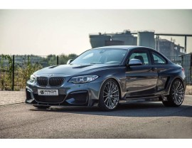 BMW F22 Protos Wide Body Kit