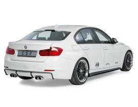 BMW F30 / F31 CX-M Rear Bumper Extension
