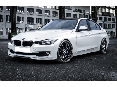 BMW F30 / F31 Enos Front Bumper Extension