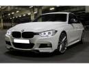 BMW F30 / F31 Extensie Bara Fata Katana