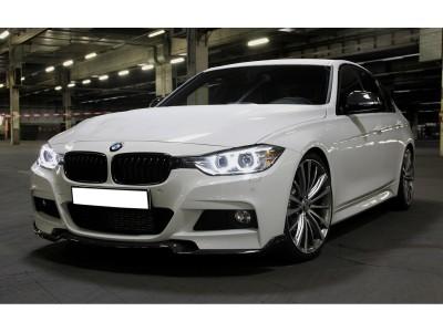 BMW F30 / F31 Katana Front Bumper Extension
