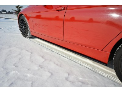 BMW F30 / F31 MX Side Skirt Extensions