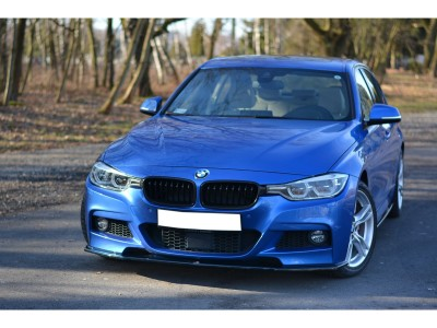 BMW F30 / F31 Matrix Front Bumper Extension