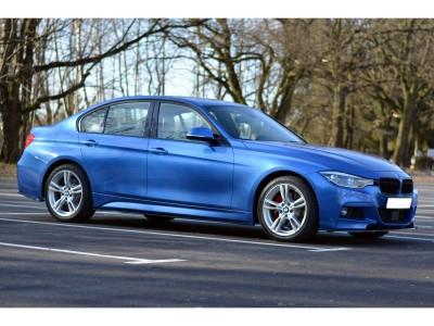 BMW F30 / F31 Matrix Seitenschwellern