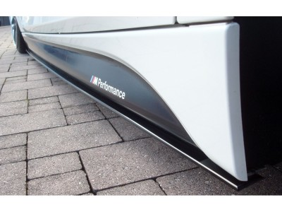 BMW F30 / F31 Recto Side Skirt Extensions