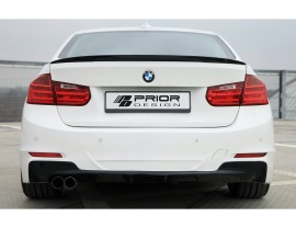 BMW F30 Exclusive Rear Wing
