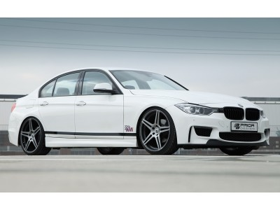 BMW F30 Exclusive Side Skirts