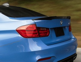 BMW F30 M-Line Carbon Fiber Rear Wing