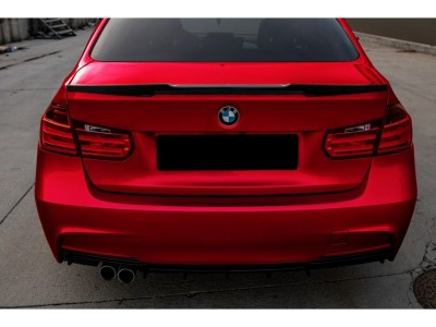 BMW F30 M-Sport Rear Bumper