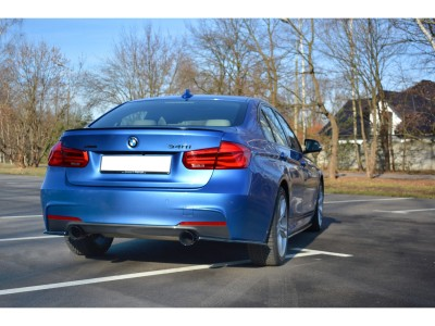BMW F30 Matrix Rear Bumper Extensions