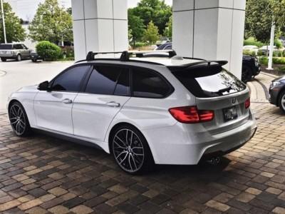 BMW F31 M-Line Heckstossstange
