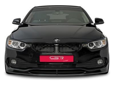 BMW F32 / F33 / F36 Crono Front Bumper Extension