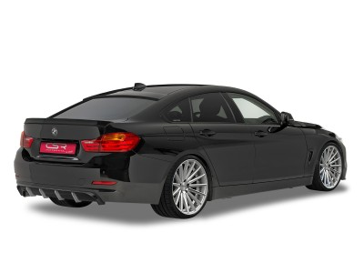BMW F32 / F33 / F36 Crono Rear Bumper Extension