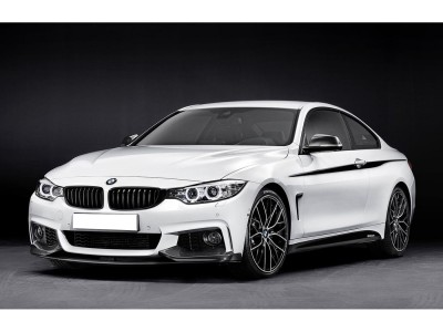 BMW F32 / F33 / F36 Exclusive Carbon Frontansatz