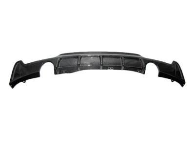 BMW F32 / F33 / F36 Extensie Bara Spate Supreme Fibra De Carbon
