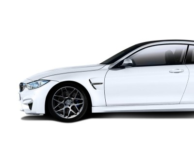 BMW F32 / F33 / F36 M4-Look Front Wheel Arches