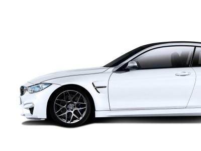 BMW F32 / F33 / F36 M4-Look Frontkotflugeln