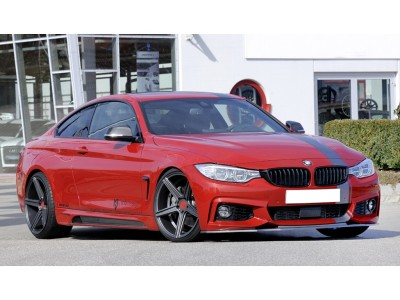 BMW F32 / F33 / F36 Recto Front Bumper Extension