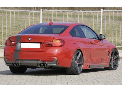 BMW F32 / F33 / F36 Recto Rear Bumper Extension