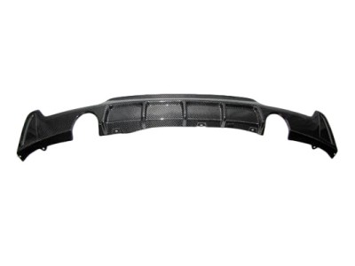 BMW F32 / F33 / F36 Supreme Carbon Rear Bumper Extension