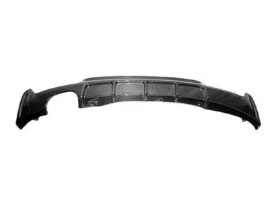 BMW F32 / F33 / F36 Supreme-One Carbon Rear Bumper Extension