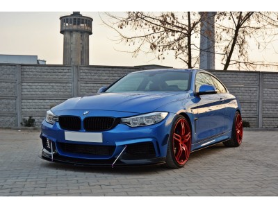 BMW F32 / F33 RaceLine Side Skirt Extensions