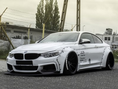 BMW F32 Body Kit Rocket Wide