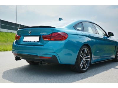 BMW F36 Matrix Rear Wing Extension