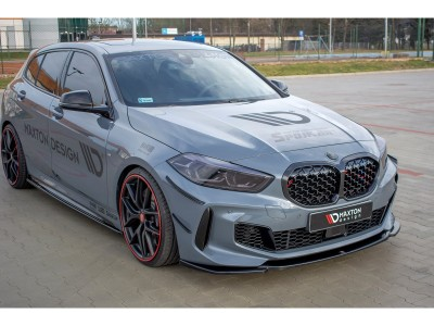BMW F40 MX3 Front Bumper Extension