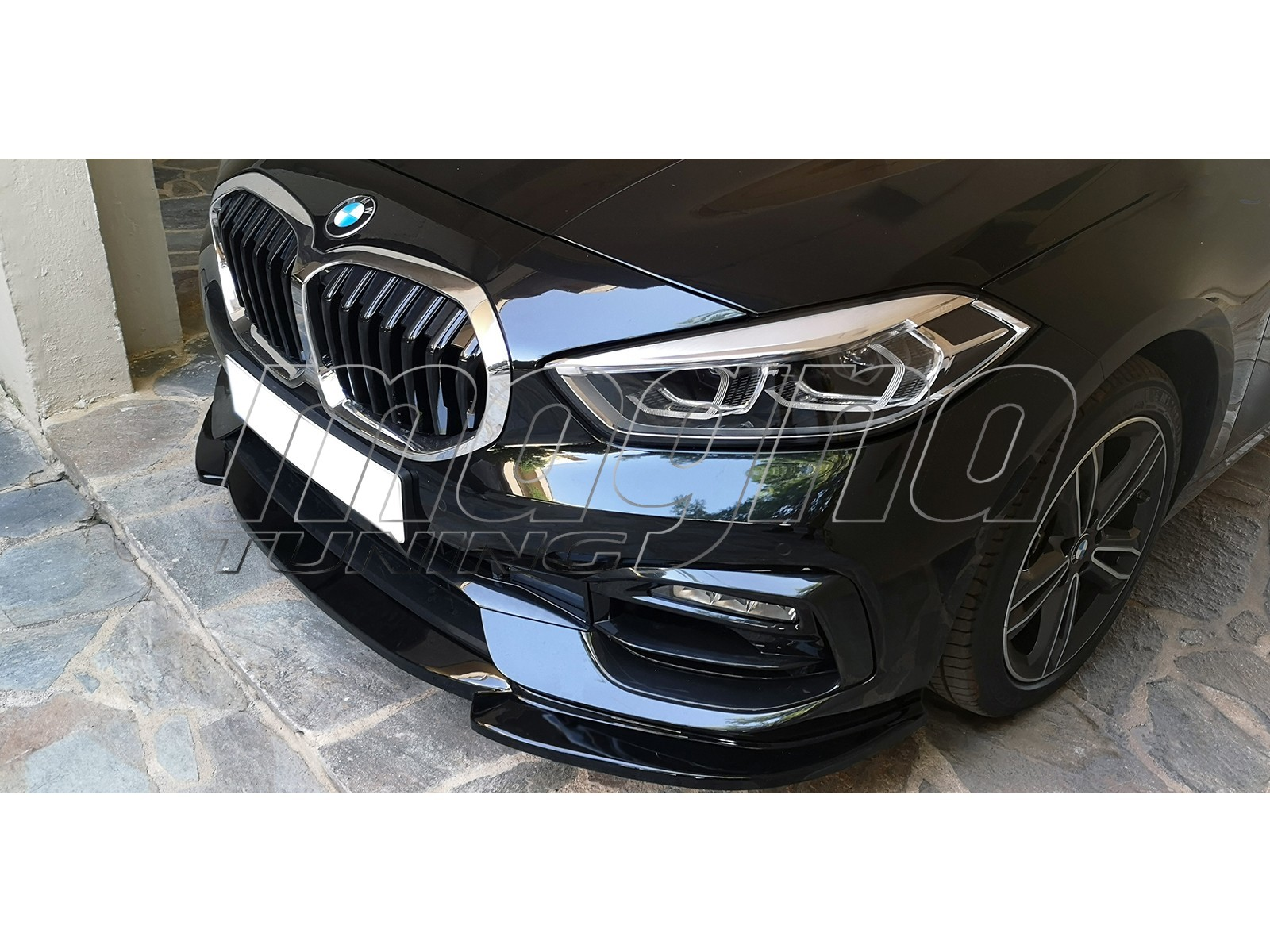 BMW F40 Sport Front Bumper Extension