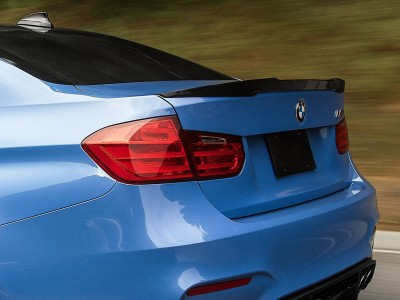 BMW F80 M3 M-Line Carbon Fiber Rear Wing