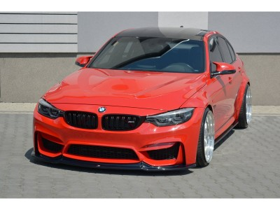BMW F80 M3 MX Front Bumper Extension