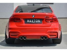 BMW F80 M3 MX Rear Bumper Extensions