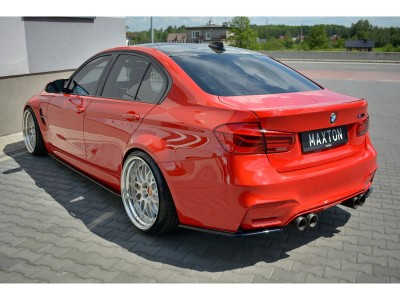 BMW F80 M3 MX Side Skirt Extensions
