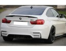 BMW F80 M3 Recto Rear Bumper Extension