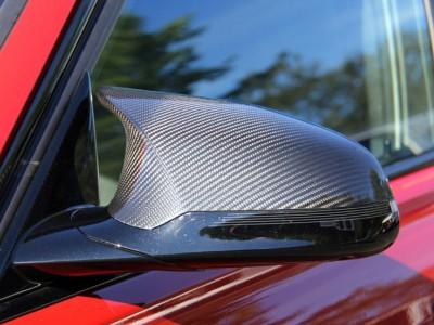 BMW F82 / F83 M4 Crono Carbon Fiber Mirror Covers