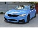 BMW F82 / F83 M4 Extensie Bara Fata Master Fibra De Carbon