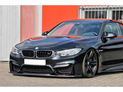 BMW F82 / F83 M4 Intenso Front Bumper Extension