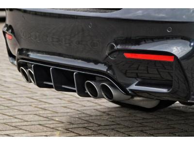 BMW F82 / F83 M4 Intenso Rear Bumper Extension