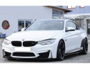 BMW F82 / F83 M4 Recto Front Bumper Extension