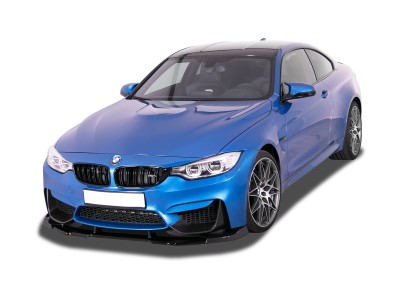 BMW F82 / F83 M4 Verus-X Front Bumper Extension