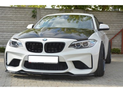 BMW F87 M2 MX Front Bumper Extension