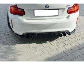 BMW F87 M2 MX Heckansatze