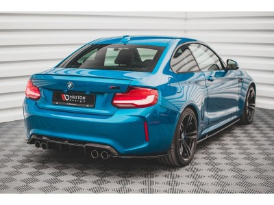 BMW F87 M2 Matrix Rear Bumper Extension
