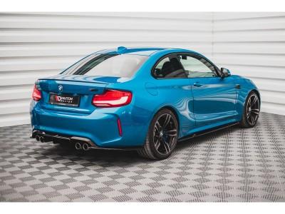 BMW F87 M2 Matrix Seitenschwelleransatze